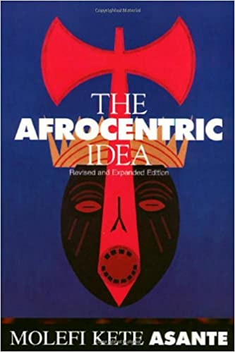 Book cover image Afrocentric Idea