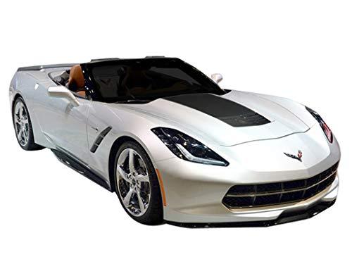 Buy corvette hood decal