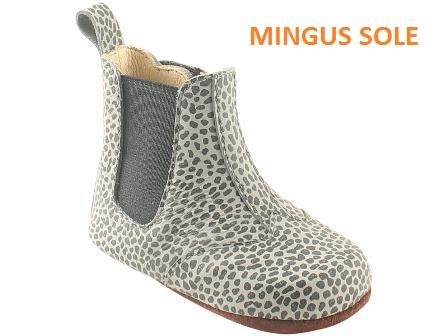 Rap Starter Schuhe/Prewalkers–Aqua Leopard, 30