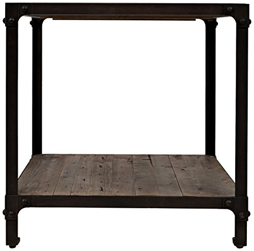 Jofran: 1540-3, Franklin Forge, Square End Table, 24