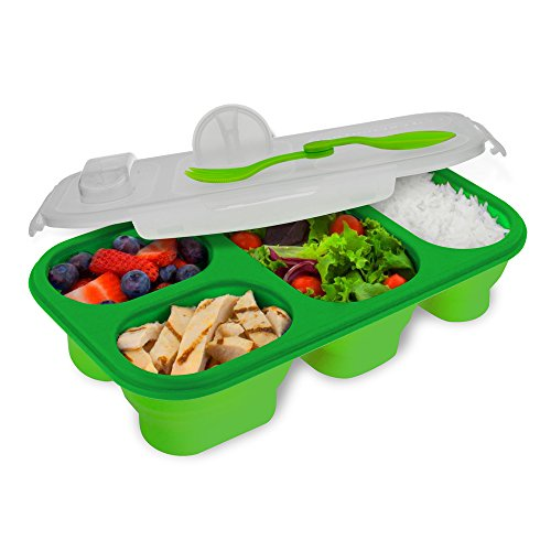 Smart Planet Portion Perfect Meal Kit, Green