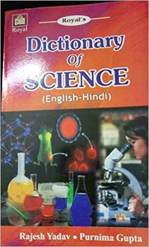 Dictionary of Science(English-Hindi): Amazon in: Rajesh