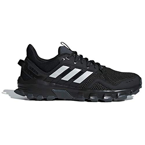 adidas Men's Rockadia Trail, Black/Grey/Grey, 13 M US