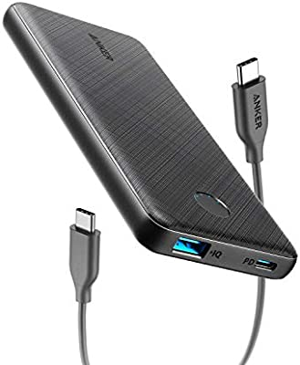 Amazon.com: Anker PowerCore Slim 10000 PD, 10000mAh Portable ...