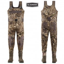 Lacrosse Aerotuff 1500G Insulated Wader - Men's Realtree Max-5 11 - Lacrosse Waders
