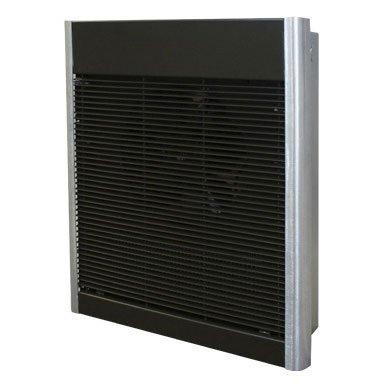 Electric Wall Heater, Recessed or Surface, 240/277VAC, Watts 3000/1500, 4000/2000 - QMark / Marley AWH4407F