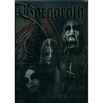dvd do gorgoroth