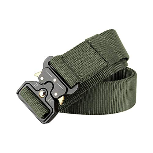 Tactical Belt for Men, Military Style 1.5