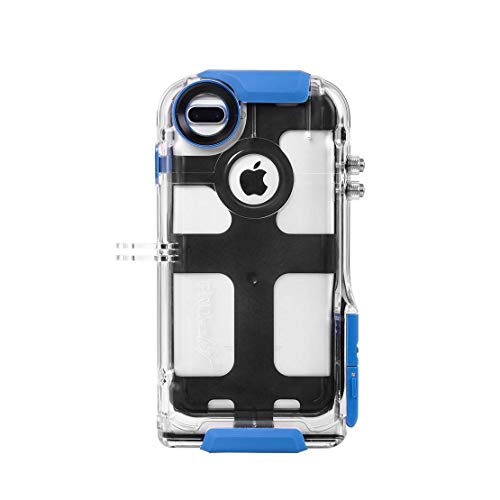 ProShot Touch - Waterproof Case Compatible with iPhone 8 Plus, 7 Plus, and 6...