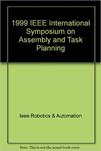 Assembly And Task Planning 1999 Ieee International Symposium On