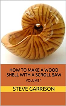 how to make wood shells with a scroll saw pdf