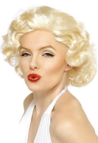 Smiffy's Marilyn Monroe Bombshell Wig (Marilyn Monroe Wig)