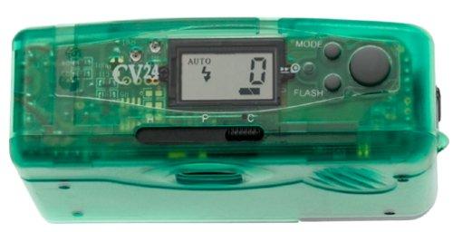 Vivitar CV-24 APS Camera, Lime