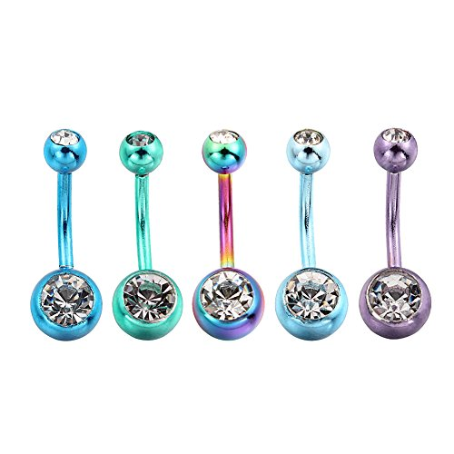 Cute Belly Ring - 8