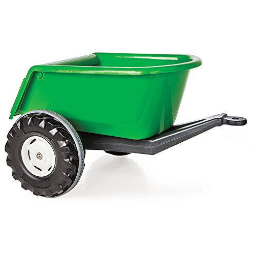 Siva Elektrotraktor für Kinder - Siva Traktor Anhänger