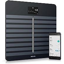 Nokia Body Cardio – Heart Health & Body Composition Wi-Fi Scale, Black
