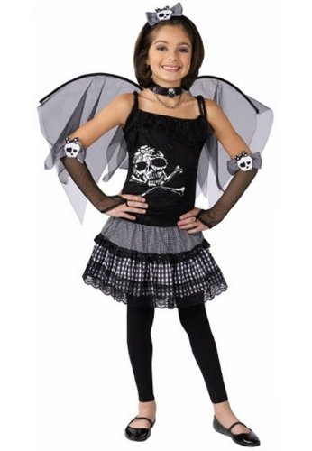 Funky Punk Fairy Costume - Child Costume - Small
