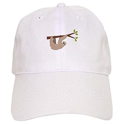 Cafepress Sloth Baseball Baseball Cap - Sloth Caps
