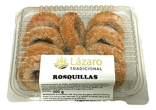 Lazaro Rosquillas Artesanas Envase 300 g