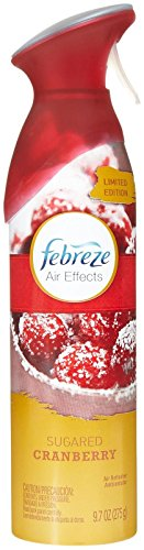 Febreze Air Effects Air Refresher Limited Edition - Sugared Cranberry - 9.7 oz