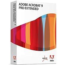 Adobe Acrobat Pro Extended 9 Upgrade [OLD VERSION]