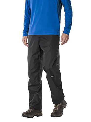 Berghaus Men's Deluge Pant, Black, Medium/Long