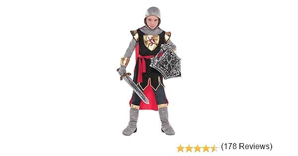 Christys 997647, Disfraz para Niño de 4-6 Años, Negro, M: Amazon ...