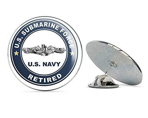Buy submarine tie pin