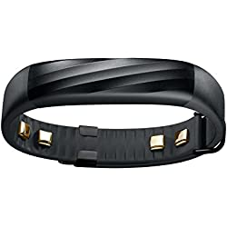 UP3 by Jawbone Heart Rate, Activity + Sleep Tracker, Black Twist