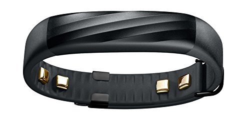 UP4 by Jawbone Heart Rate, Activity + Sleep Tracker with Amex Payments, Black Twist