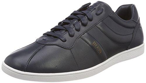 Boss Orange Rumba_Tenn_ltpl, Sneakers Basses Homme Bleu (Dark Blue 401)