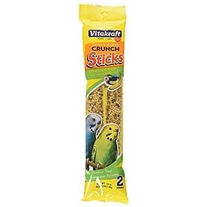 Vitakraft Parakeet Banana Sticks Treat, 1.4 Ounce Bag 51