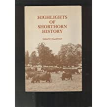 Highlights of Shorthorn History