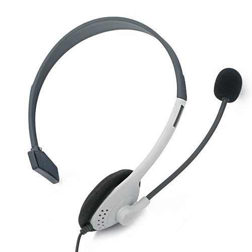 Chat Headset Microphone Xbox Video Games