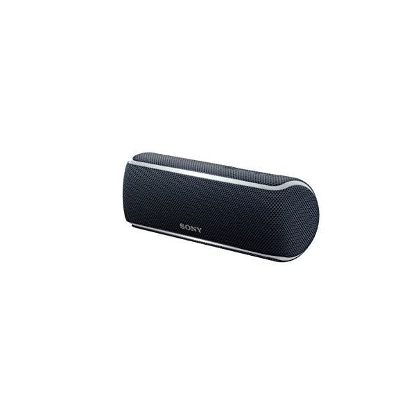 Sony SRS-XB21 Enceinte portable sans fil Bluetooth Waterproof avec effet lumineux - Noir 3