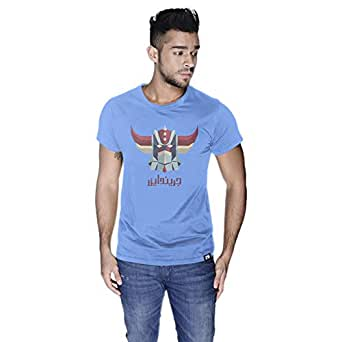 Creo Grindyzer Super Hero T-Shirt For Men - M, Blue