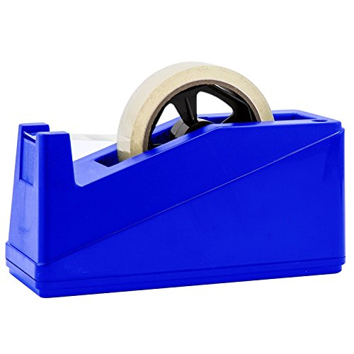 (Desktop Tape Dispenser Adhesive Roll Holder (Fits 1