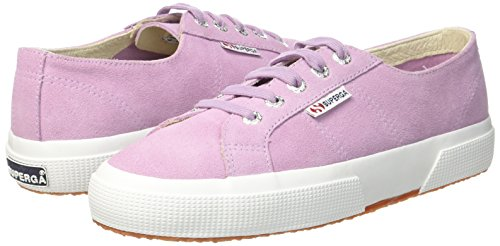 Violet Adults' 2750 Unisex Superga sueu Trainers Glicine pw80XqX