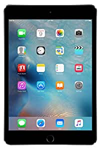"Apple iPad Mini 4, MK6J2TY/A, 7.9"" Retina Display, 16GB, Wi-Fi, color: Gris (Space Grey)"