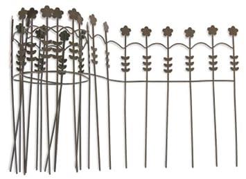 Miniature Garden Wire Fence