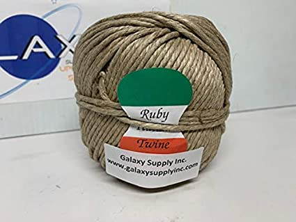 LAID CORD 20 METERS UPHOLSTERY SUPPLIES SPRING TWINE
