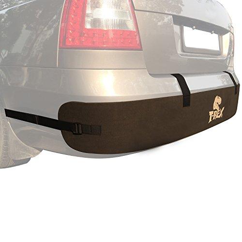 T-Rex Rear Bumper Guard, Black Bumper Protector for Cars
