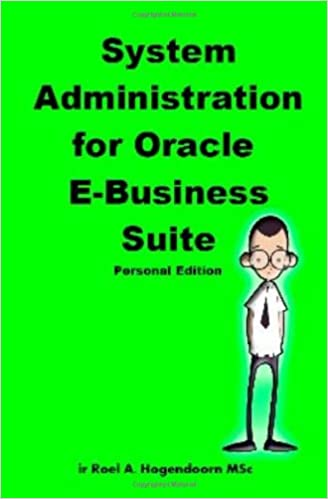 Book System Administration for Oracle E-Business Suite (Personal Edition)
