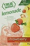 True Citrus True Lemon Strawberry Lemonade, 10 Count