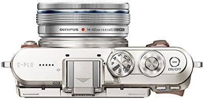 Olympus Pen E-PL8 - Cámara Evil de 16 MP (Pantalla táctil abatible ...