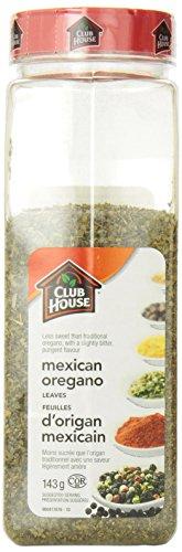 Club House Oregano Leaves Mexican, 143 g