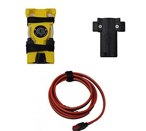 Hardened Power Systems Battery Pack for Vantage RT with Bracket and Cables -- NO Battery by Hardened Power Systems