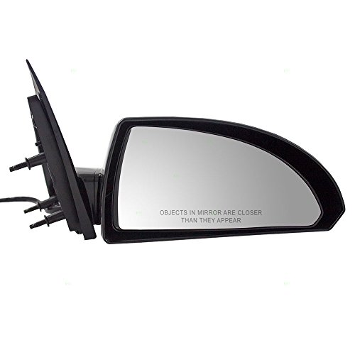Passengers Power Side View Mirror Base & Housing Replacement for Chevrolet Impala & Limited 20759190 - Aftermarket Impala Mirror