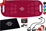 Balance Board - Premium Quality Fit Board + Instructions - Core, Abs &...