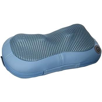 Amazon Com Brookstone Cordless Shiatsu Massager Blue